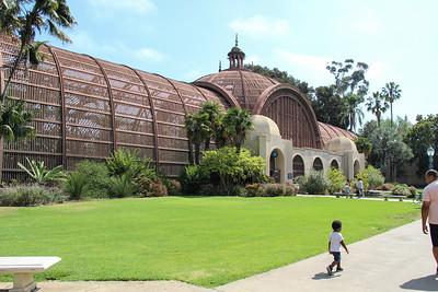 Botanical Gardens Building @ Balboa Park