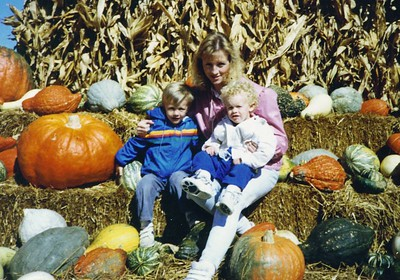 Pumpkin Patch October 1989