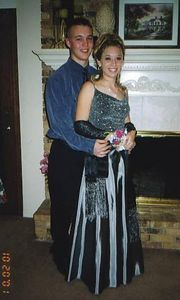 Jay & Brittany Pattonville Homecoming - 2001