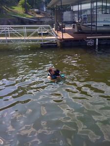 Lake of the Ozarks - Jay & Jesse July 2009