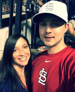 Cardinal's Baseball Game