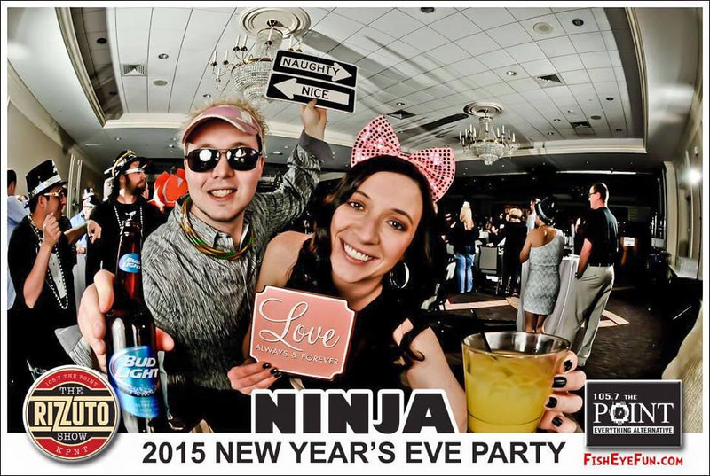 2015 New Year's Eve