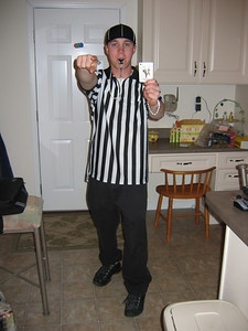 Referee - Halloween 2006