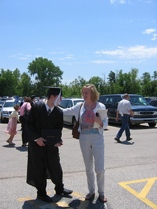 MAY 2008  Lindenwood Graduation