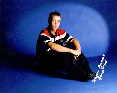 Senior Pic - Age 18 Pattonville High School -2003-04