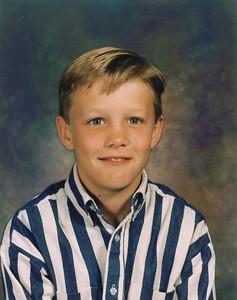 Fifth Grade - Age 11 Carrollton Elementary School - 1996