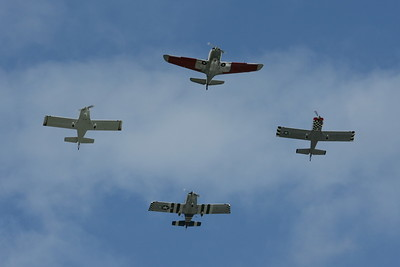 RV-6, Globe Swift, RV-7A and RV-8