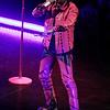 Vic Mensa live at Little Caesars Arena on 11-18-2017.  Photo credit: Ken Settle