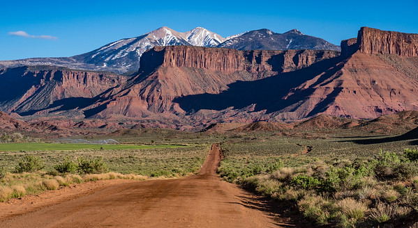 Spring Road Trip, Moab area