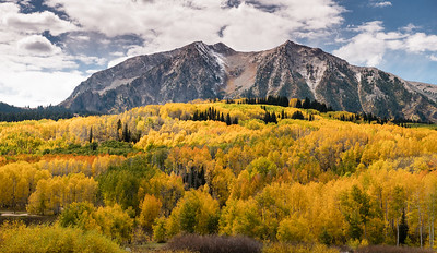 Colorado in the Fall