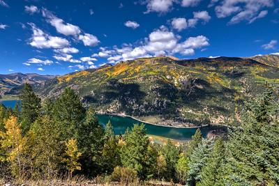 Lake City, and San Cristobal Lake.