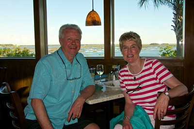 Bayside Seafood restaurant, Hilton Head Island