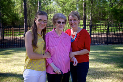 Taylor, Jane, Debbie; Perry Georgia