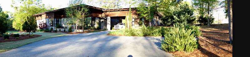 Panorama of Michael & Debbie's home.