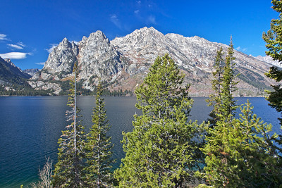 Taken at Jenny Lake lookout.