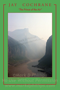 The Great China Skywalk, Qutang Gorge, 1995