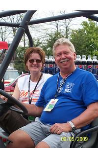 Marty & Joy at 2010 Fling