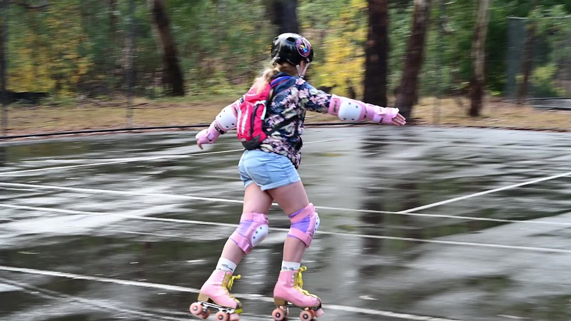 Jayla skate belair short edit