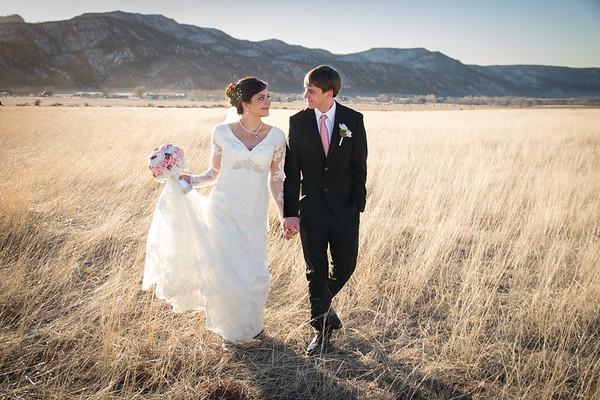 Jaylee and Travin Bridals Part 1