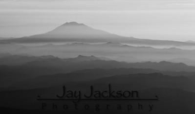 Mt. Adams in the Morning