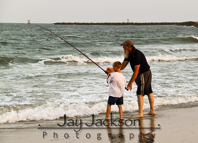 Fishin' with Sonny - Murrell's Inlet