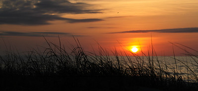 Sunrise at Murrell's Inlet