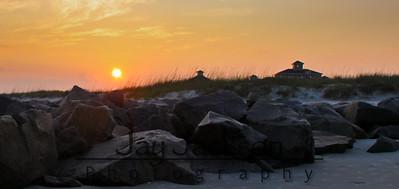Murrell's Inlet Sunset, slideshow