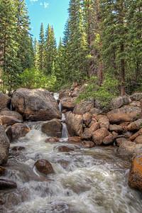 Guanella Pass Creek