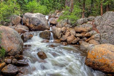 Creek at Guanella Pass