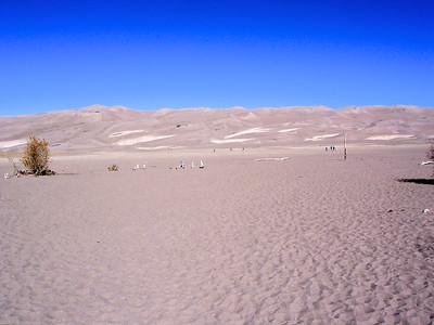 Great Sand Dunes National park, near Alamosa Colorado