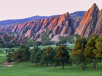 Roxborough State Park Golf Club