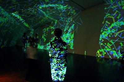 Denver Art Museum, Donna in multimedia