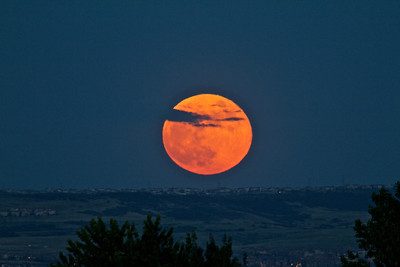 Moonrise June 2011