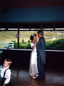 Donna & Jay dancing