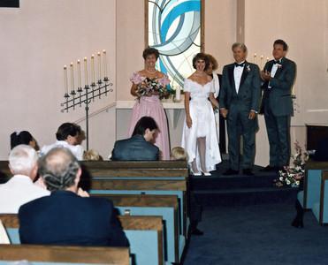 Donna & Jay's wedding