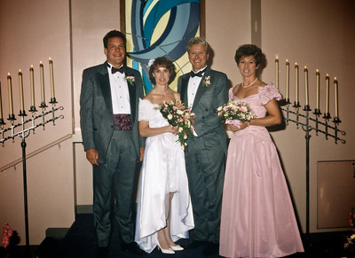Donna & Jay with Jeff & Shirley