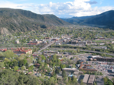 April 2003, Glenwood Springs Colorado