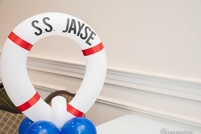 Jayse Ray Babyshower Decor by Sweet Creations by Susie