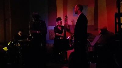20170415 Oscar Perez Band Afro Cuban Fusion Band Lance Bryant Endea Owns Alvester Garnett 1 Nathan Eklund