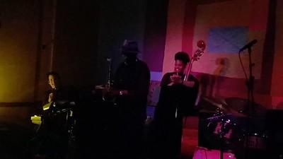 20170415 Oscar Perez Band Afro Cuban Fusion Band Lance Bryant Endea Owns Alvester Garnet Introducions