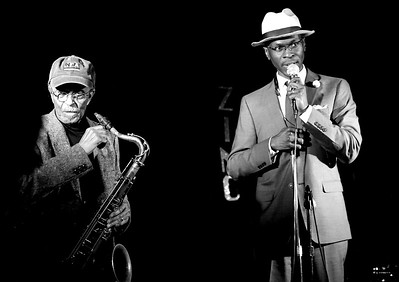 Jimmy Heath, Mark Gross