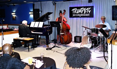 Carrie Jackson Jazz Vocal Collective Trumpets Jazz Club, Montclair NJ