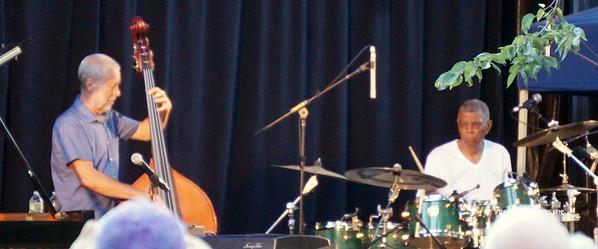 Charlie Parker Jazz Festival 2016 Jack DeJohnette Drummer