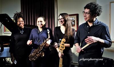 20190320 Jazz973 Lee Odom Quartet 0910