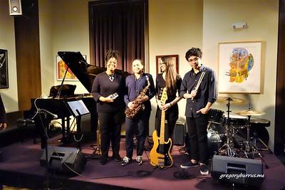 20190320 Jazz973 Lee Odom Quartet 0906