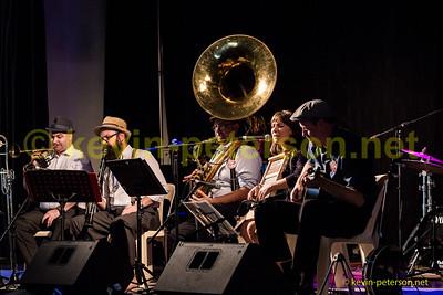 The Slip Dixies at Inverloch Jazz Fest 2018