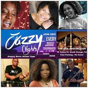 jazzy Nights Blacks History Month Celebration 2020 Flyer by Gregory burrus