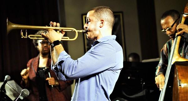 NJPAC Rutgers Clements Place Jazz Jam