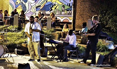 20190726 NJPAC Da y1 Jazz Jam South Orange Downtown After Sundown 004