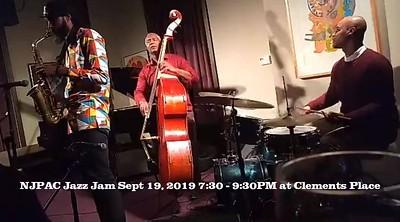 NJPAC Jazz Jam   -007